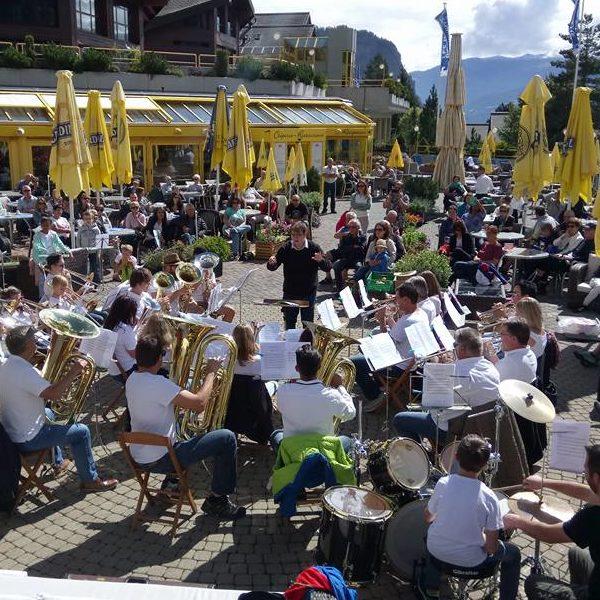 Concert du camp de musique 2017