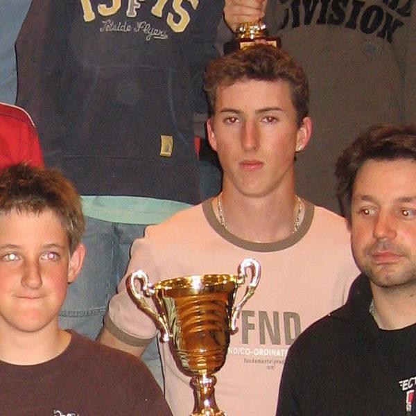 François Buchard – Champion suisse – 2006