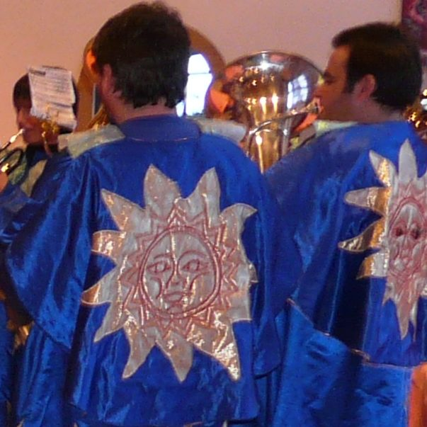 Carnaval Ovronnaz par la Pharateuse 2008