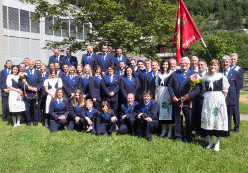 26e Fête cantonale de musique à Naters